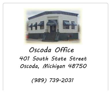 oscoda myles office