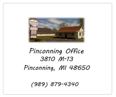 pinconning myles office