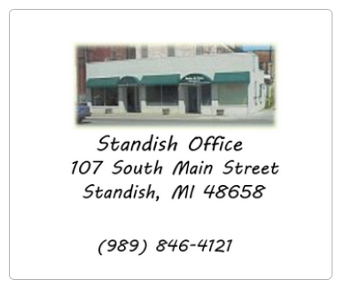 standish myles office