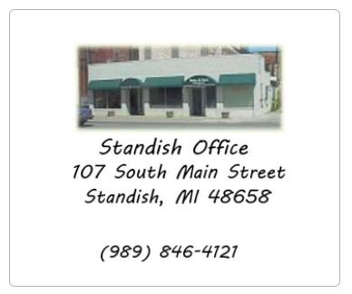 standish myles office